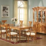 Oak Dining Rooms Pictures Lexington Formal Dining Room Light Oak