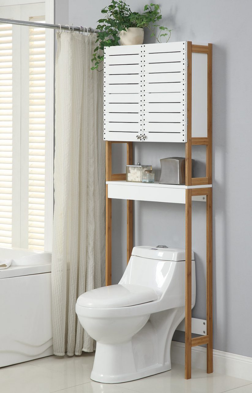Oia Rendition 23625 W X 7025 H Over The Toilet Storage Reviews