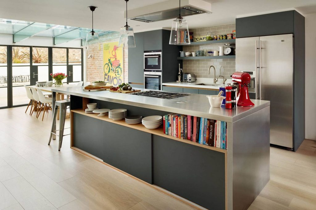 Open Plan Living Open Plan Kitchen Diner And Living Ideas House