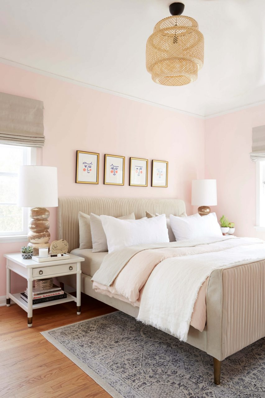 Orlandos Master Bedroom Reveal Emily Henderson