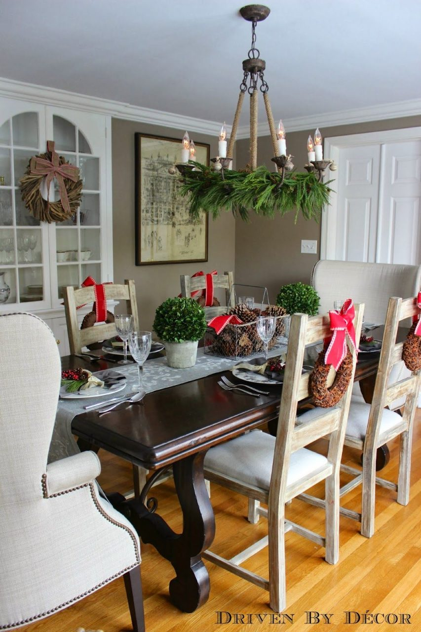 Our Christmas Home Tour Favorite Places Spaces Pinterest
