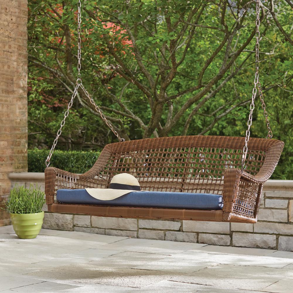 Outdoor Excellent Addition To Your Home With Polywood Swing