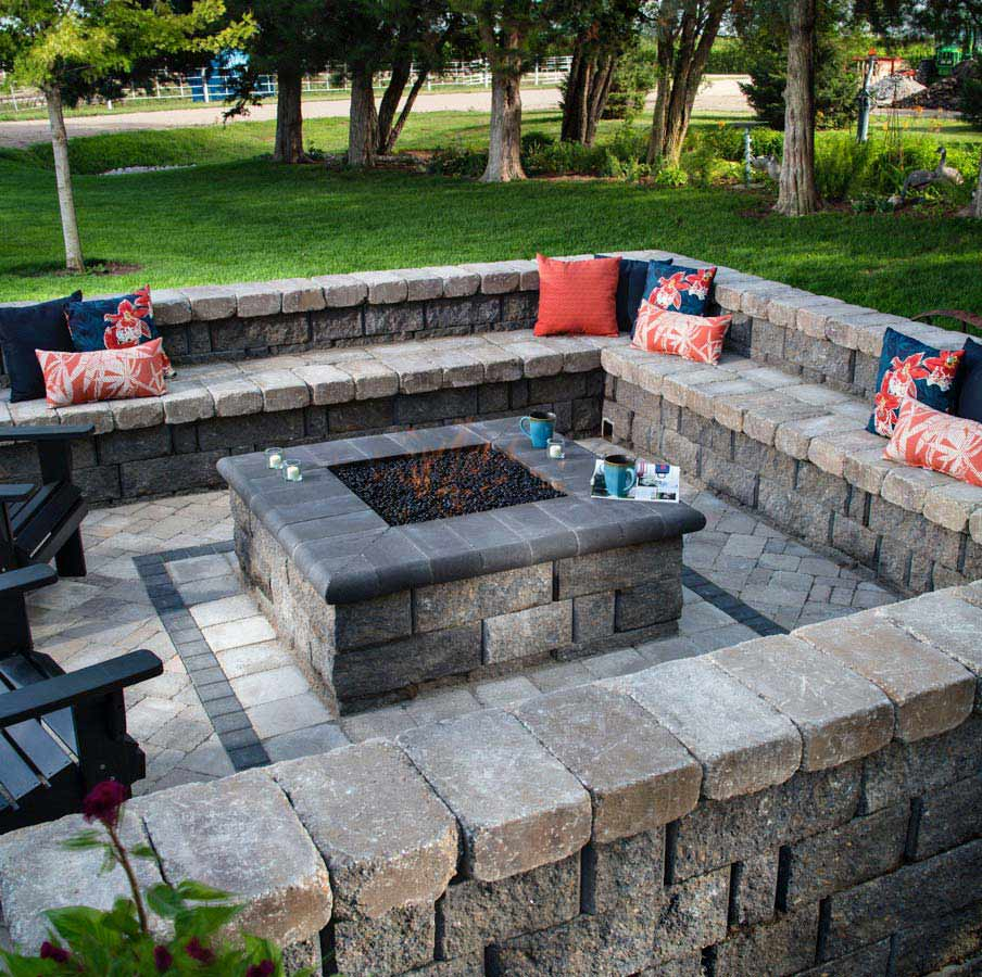 Outdoor Patios And Kitchens Graczyk Lawn And Landscape