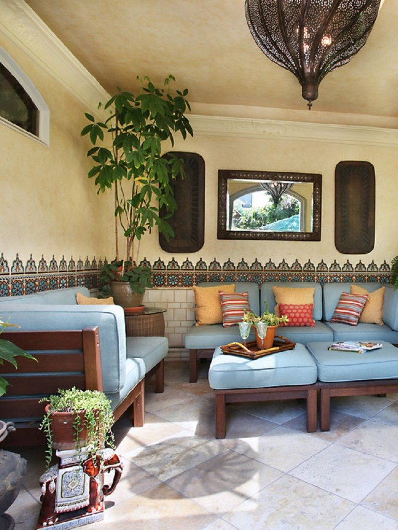 Outdoorexterior Moroccan Inspired Gardenpatio Outdoorexterior