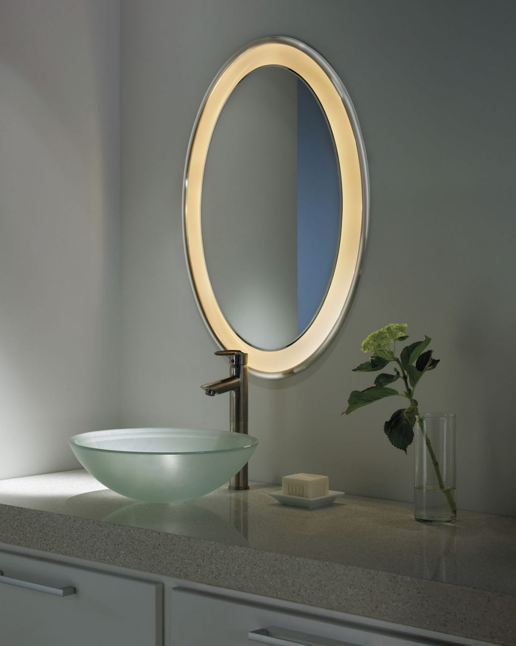 Oval Framed Mirrors Fossil Brewing Design 24 Fabulous Framed