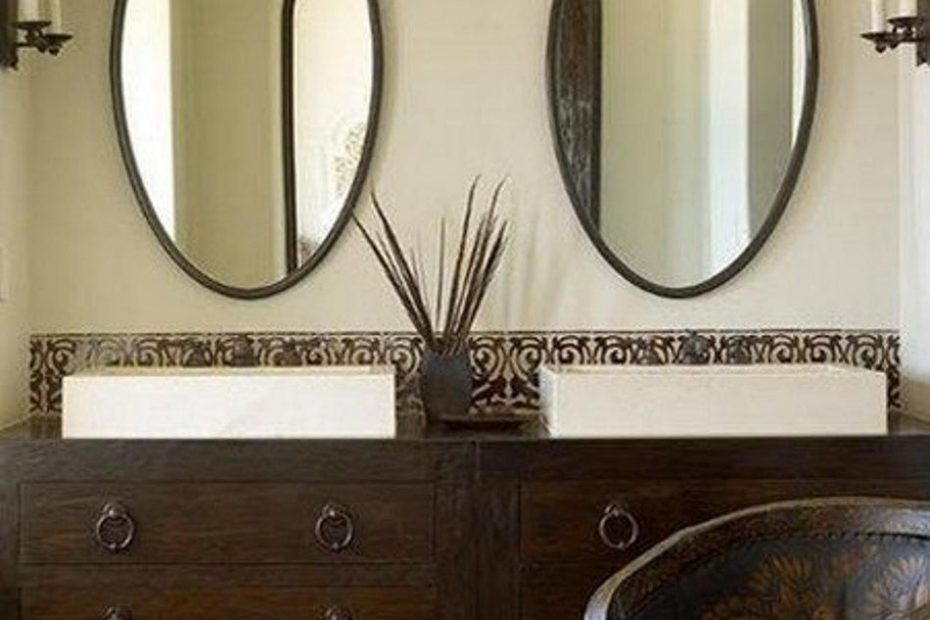 Oval Bathroom Mirrors Layjao