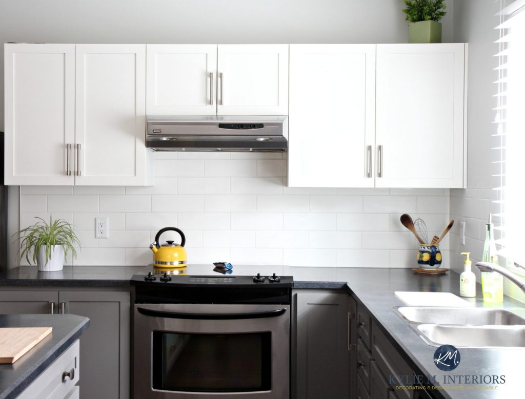 Painted Kitchen Cabinets Benjamin Moore Chelsea Gray Gray Owl