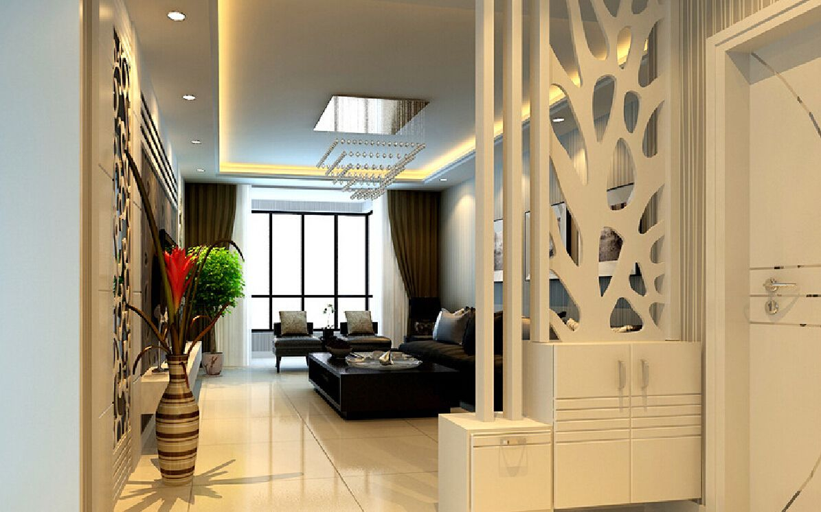 Partition Design For Living Room And Dining Hall Google ...