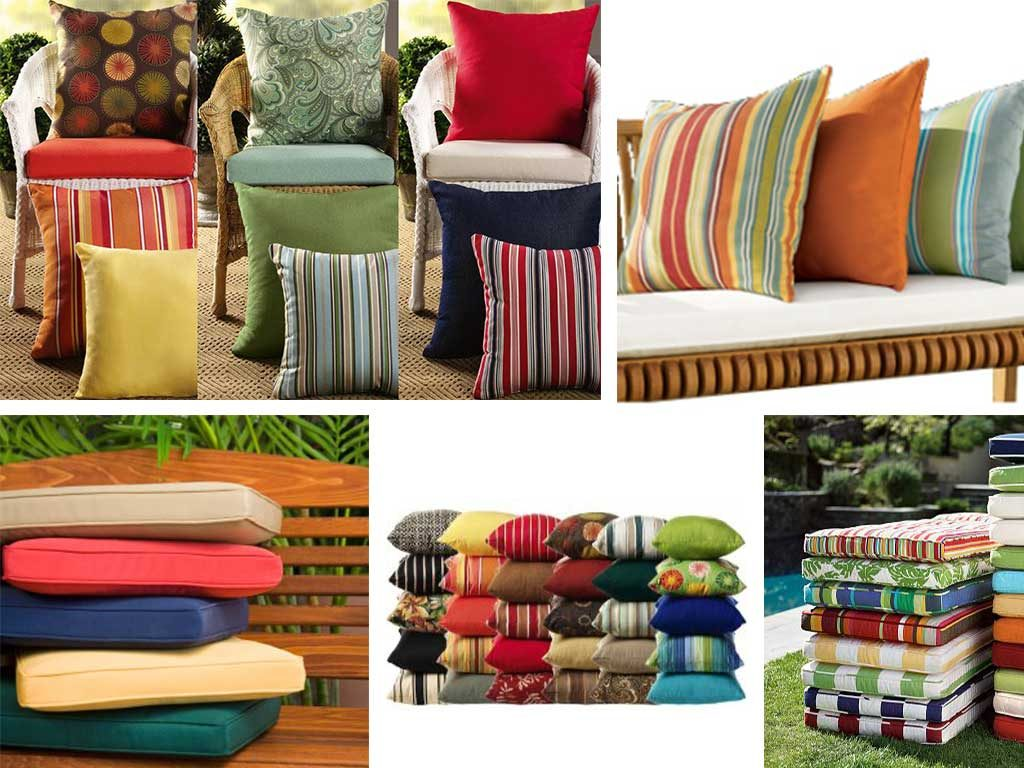 Patio Cushions Los Angeles Custom Made Replacement Outdoor