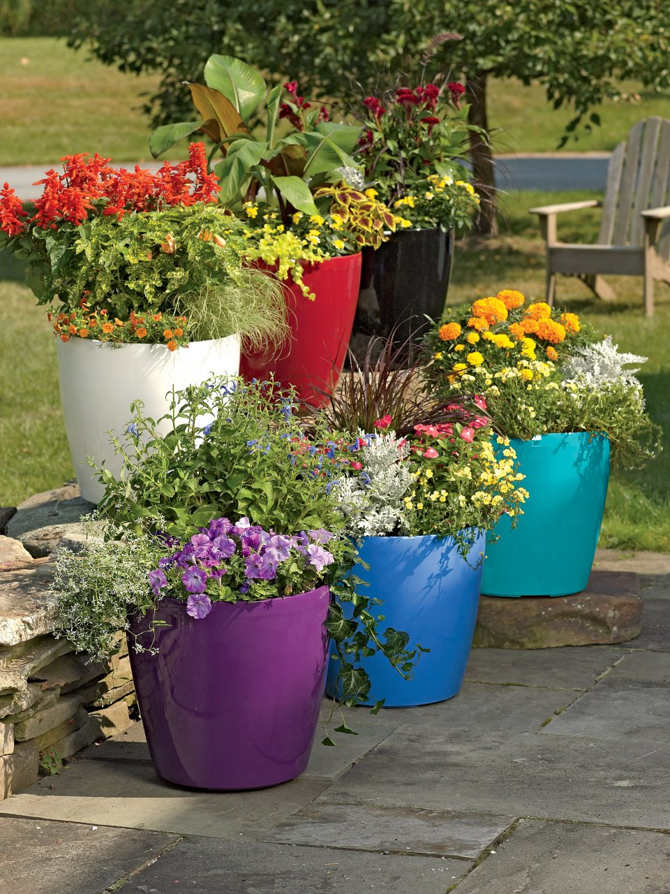 Patio Planters Outdoor Planters Free Shipping Gardeners