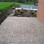 Paver Stone Patios Installation Russell Landscape Services