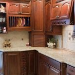 Photos Of Kitchens With Walnut Cabinets Home Wwwcentexcabinets