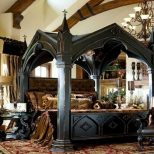 Pin Daniel Beard On Goth Bedroom Gothic Bedroom Bedroom
