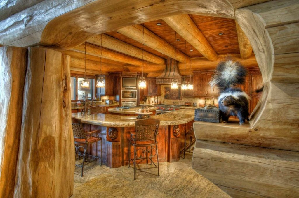 Pioneer Log Cabins Bc Log Cabin Ranch Style House Plans Ranch Style