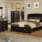 Leather Headboard King Bed Sets