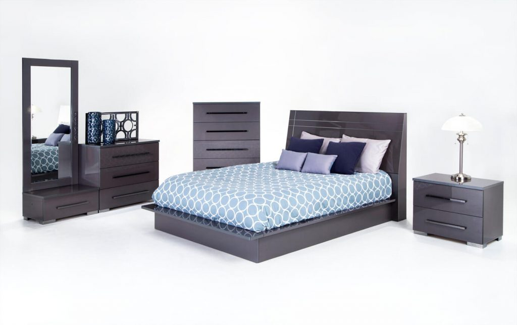 Platinum Bedroom Set Bobs