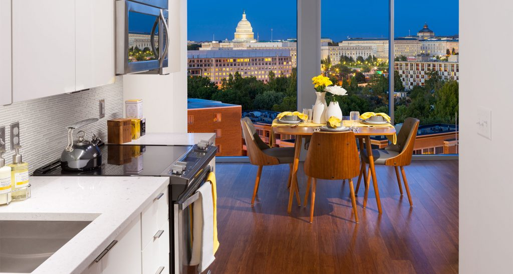 Reap The Full Benefits Of Floor To Ceiling Windows Apartments For