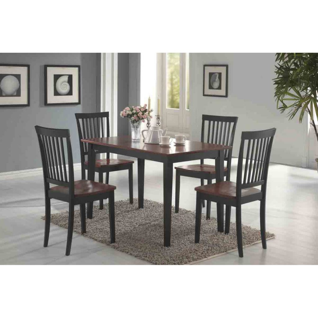 Remarkable Small Dining Table And Chairs Wayfair Glass Keynes Grey