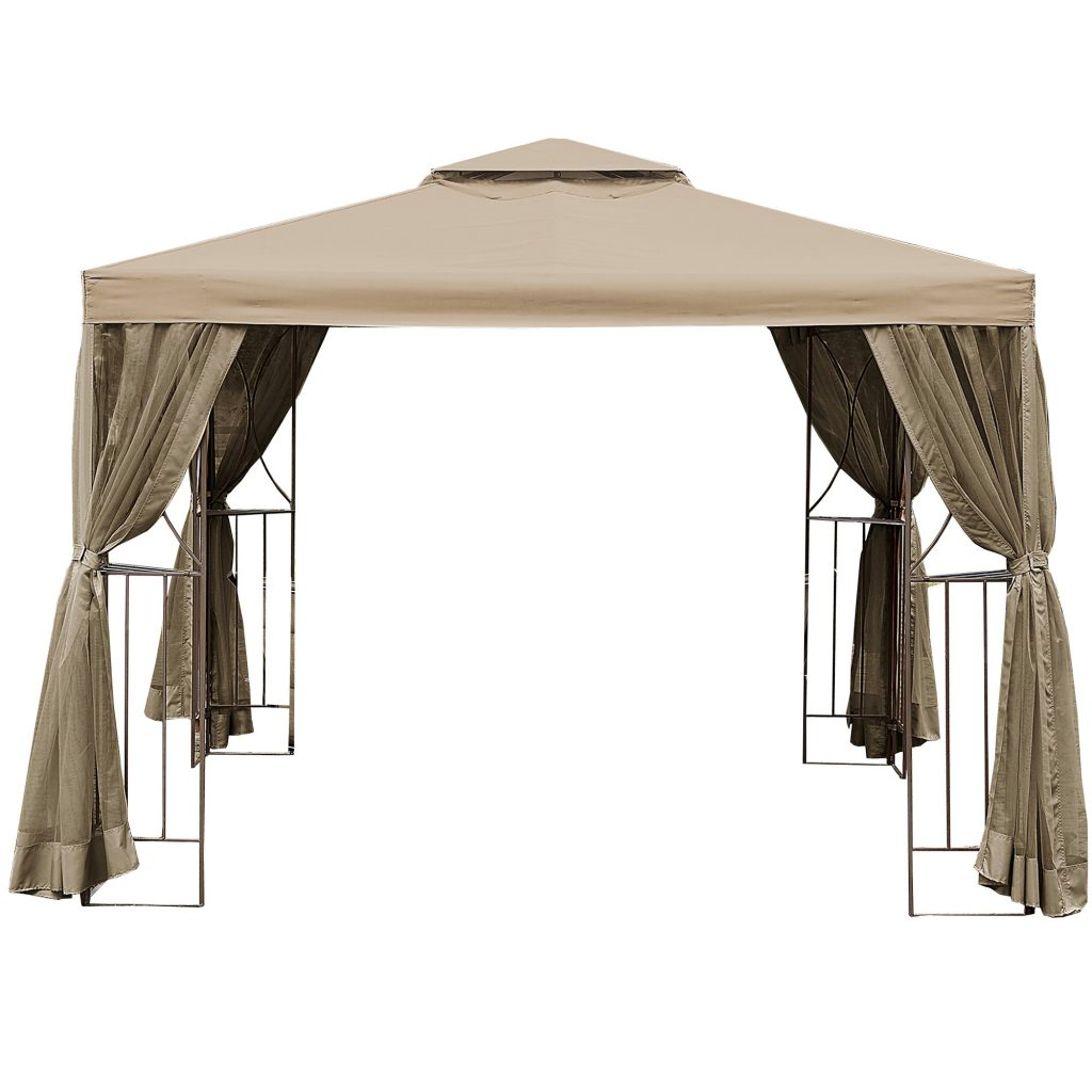 Replacement Canopy For Go Lakeville Gazebo Riplock 350 Garden Winds