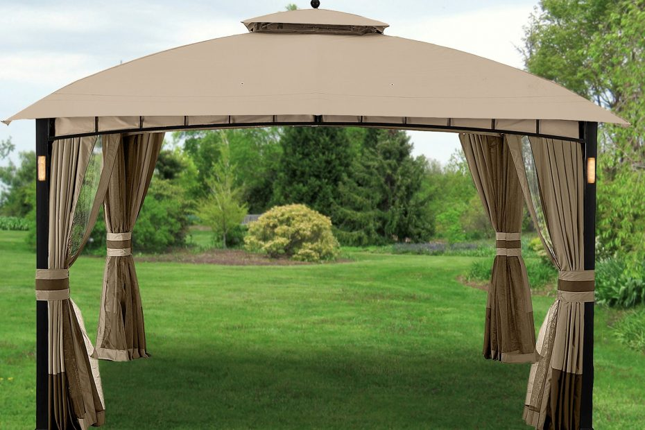 Replacement Canopy For Moorehead Gazebo 350 Garden Winds