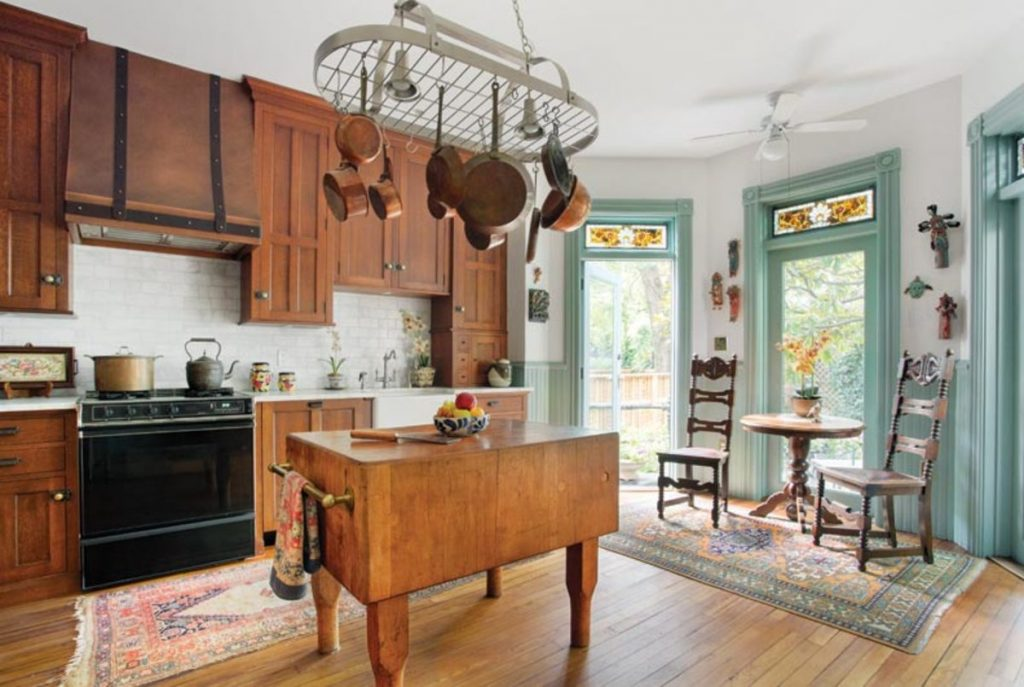 Reviving A Late 19th Century Row House Kitchen Old House Journal