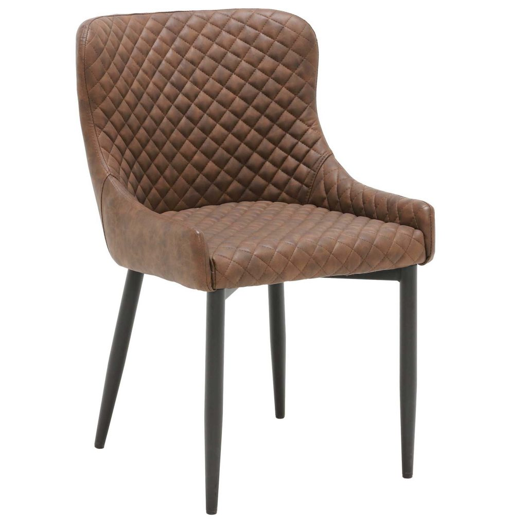 Rivington Faux Leather Dining Armchair Dining Chairs Dining Room