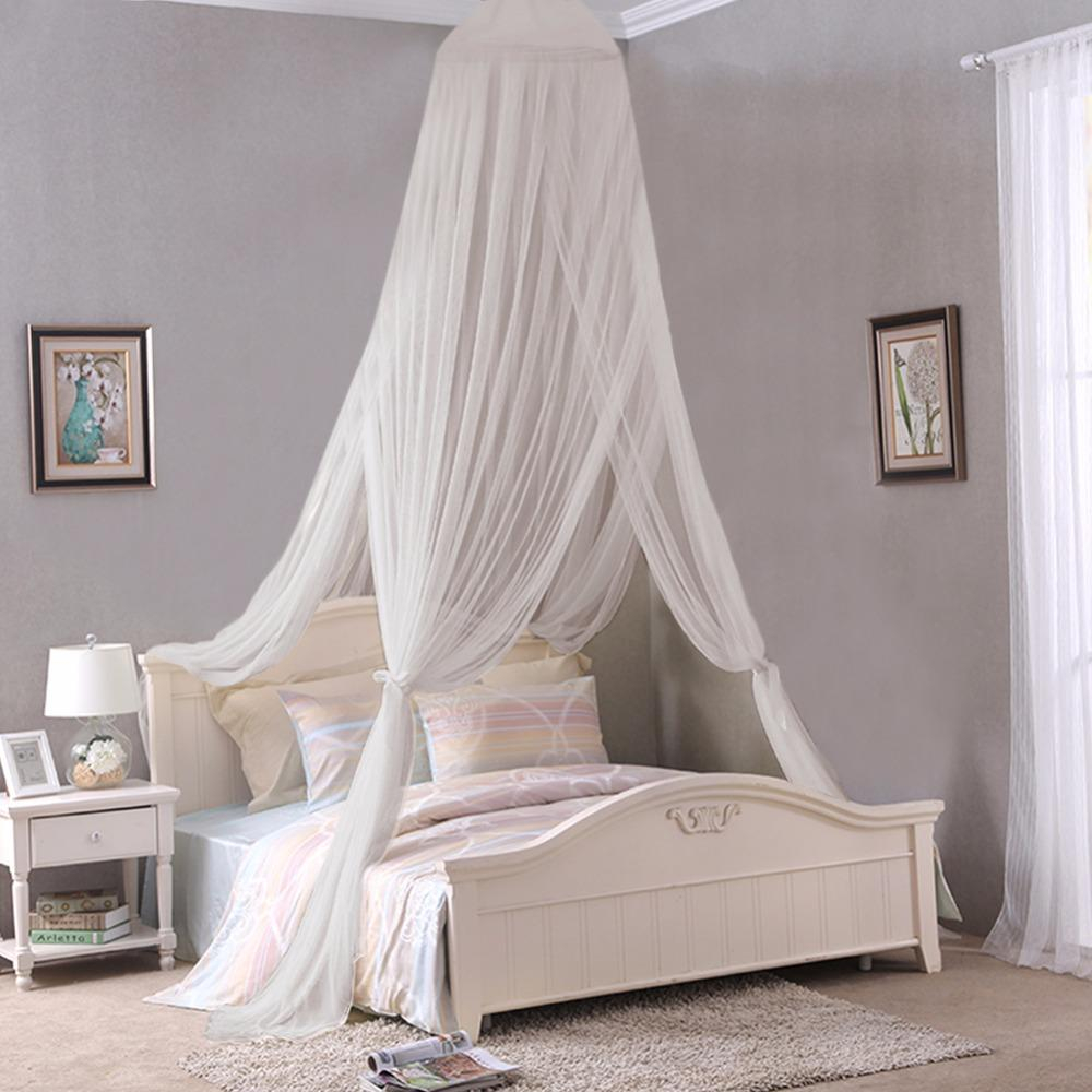 Round Folding Kids Ba Mosquito Net Bed Canopy Hanging Anti