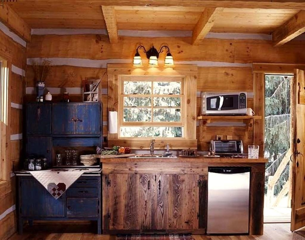 Rustic Cabin Kitchen Ideas Beau Photos Small Cabin Kitchen Designs