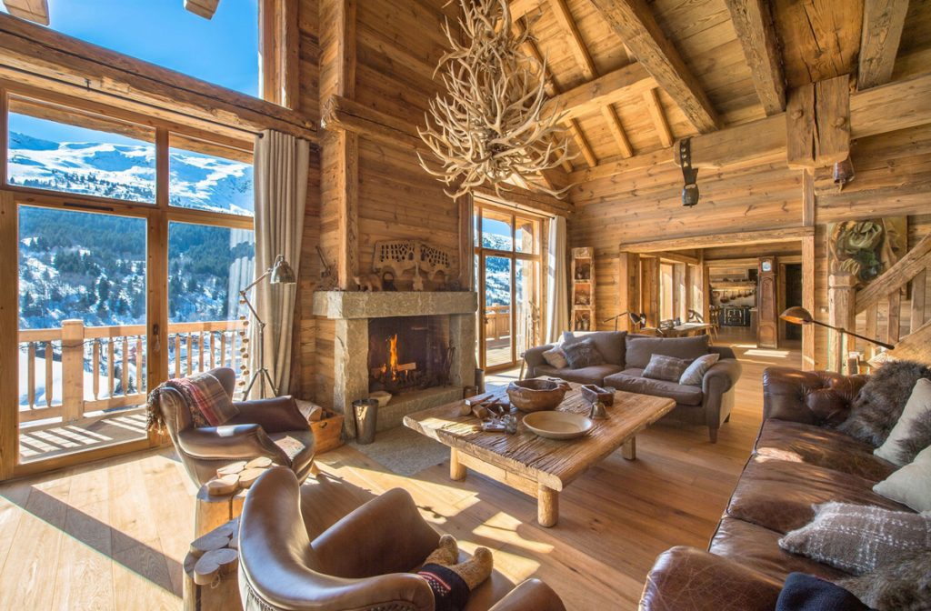 Rustic Interior Design Styles Log Cabin Lodge Southwestern Country