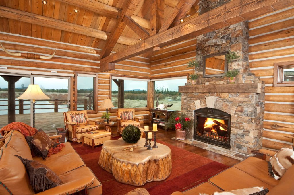 Rustic Living Room Design Design Ideas