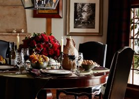 Ralph Lauren Home Dining Room