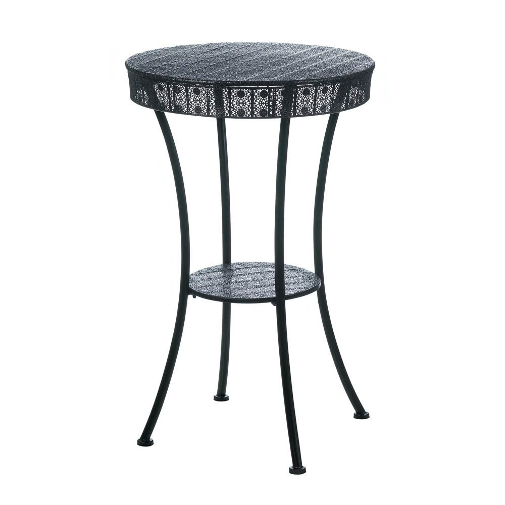 Shop Moroccan Style Outdoor Patio Table Free Shipping Today