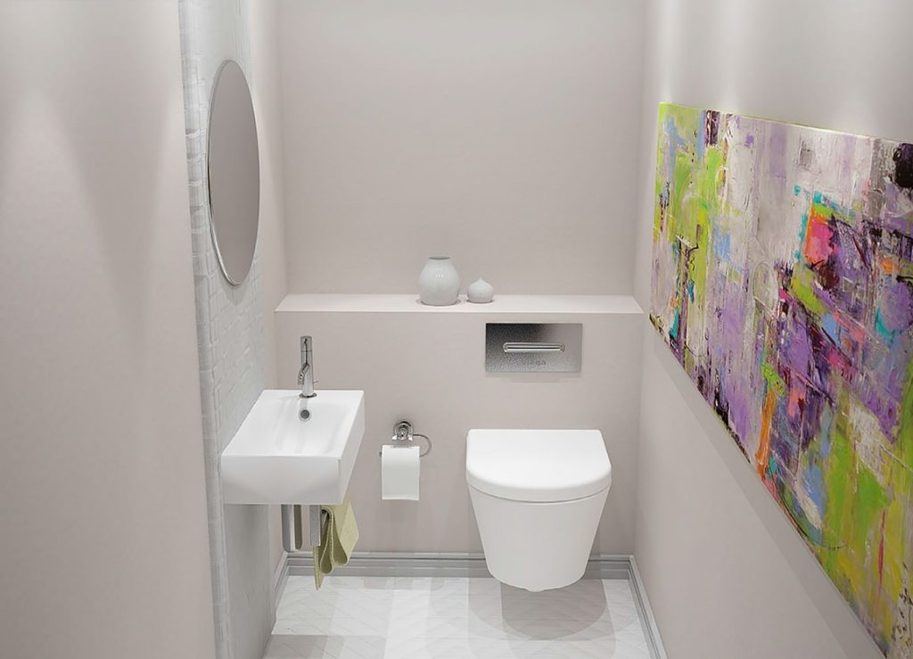 Simple Bathroom Designs For Small Spaces Allin The Details Small