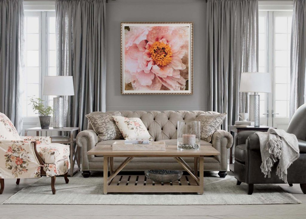 Sitting Pretty Living Room Ethan Allen Ethan Allen