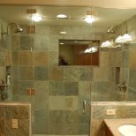 Slate Bathroom Tile Benefits Tiles With For Plan Tootsntots
