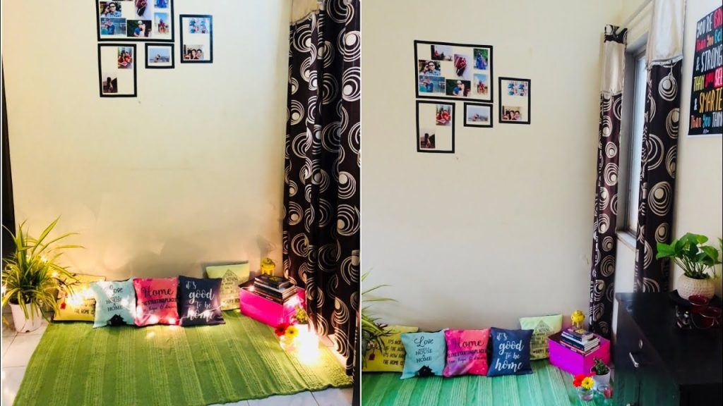 Small Budget Living Room Makeover In 2k Diy Indian Home Decor