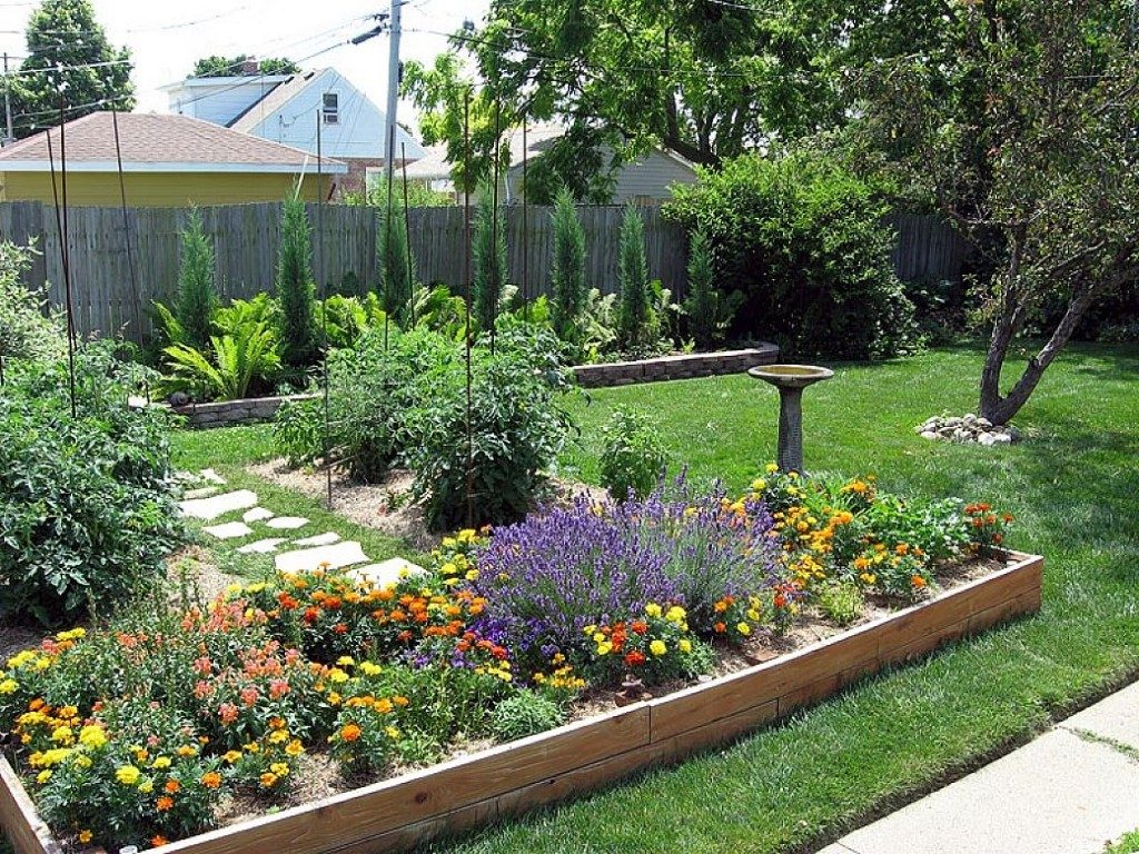 Small Garden Landscaping Ideas Ganncellars