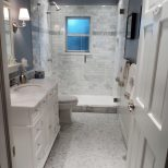 Small Master Bathroom Ideas Remodel Result Pictures Main Redo Shower