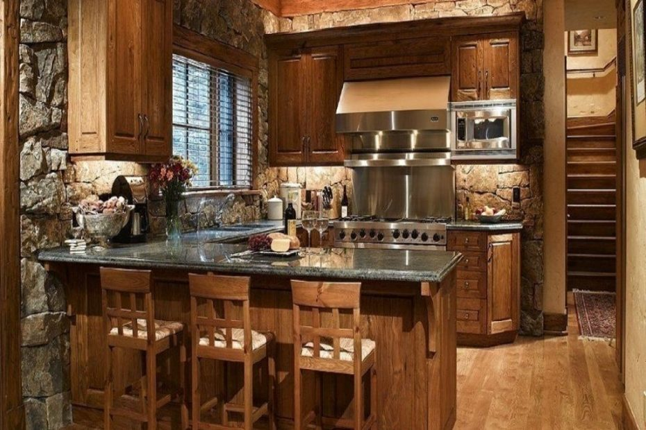 Small Rustic Kitchen Ideas Ideas Homes In 2019 Pinterest