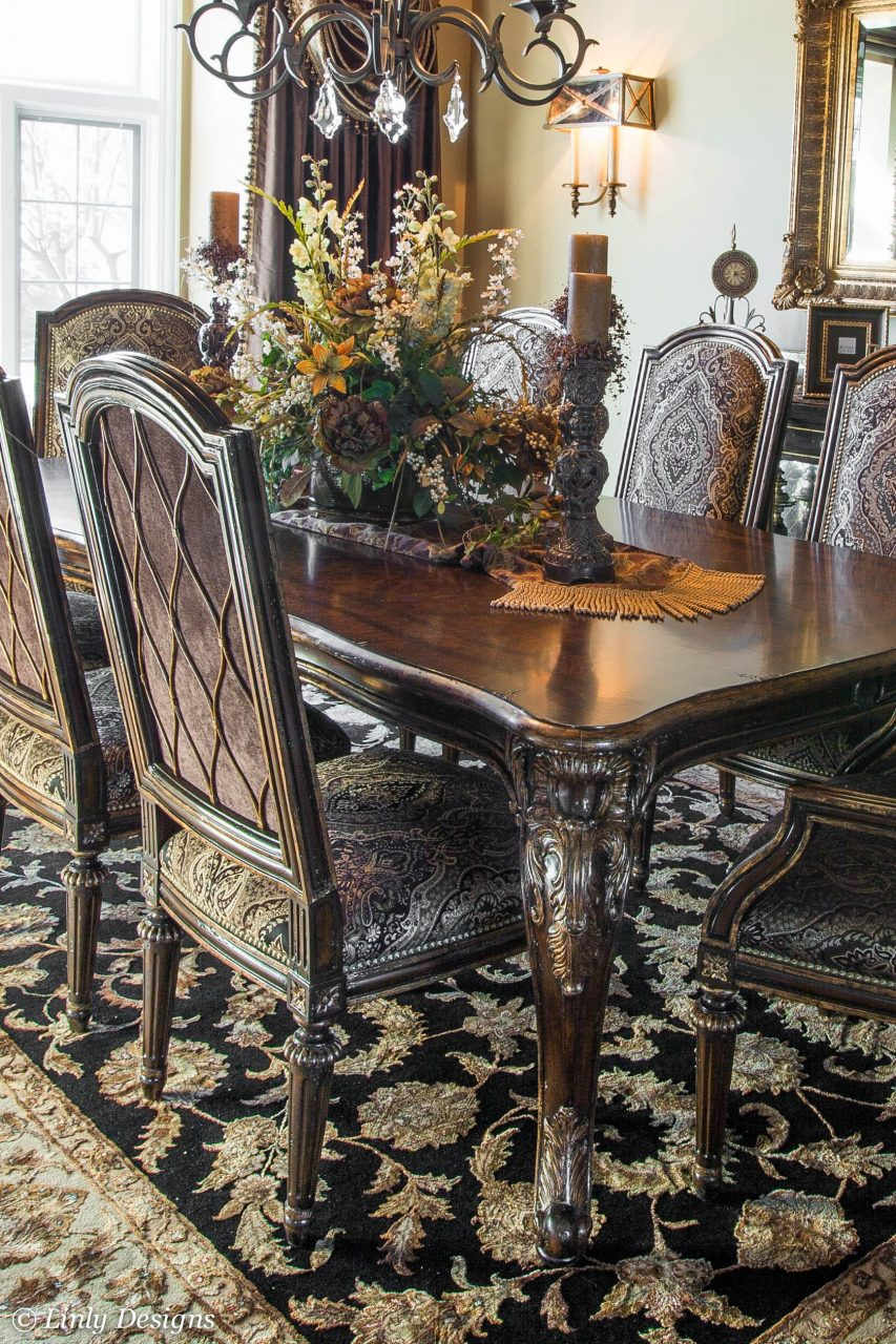 South Barrington Dining Room Project Home Decor Dining Room