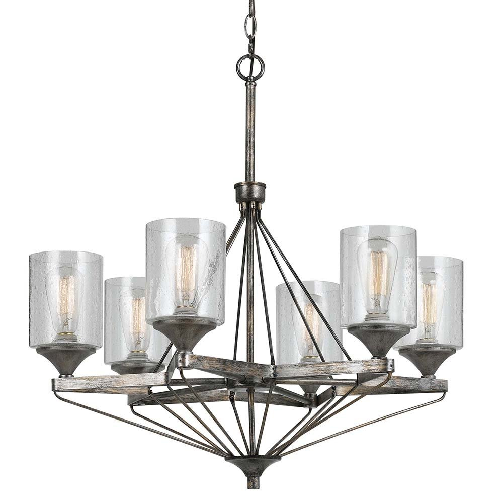 Spectacular Glass Chandelier Shades For More Elegant Interior