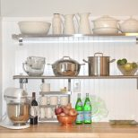 Stainless Steel Floating Shelf Style Meets Function Homesfeed