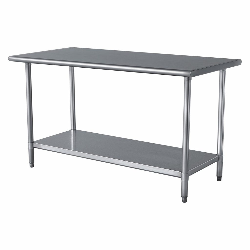 Stainless Steel Work Table 42 In X 48 In In 2019 Products