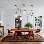 Step Inside 47 Celebrity Dining Rooms Architectural Digest
