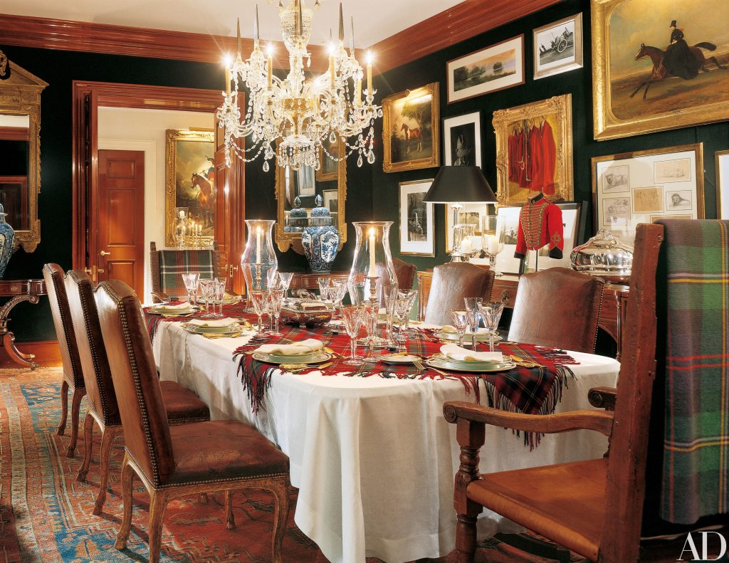 Step Inside Ralph Laurens House In New York Architectural Digest