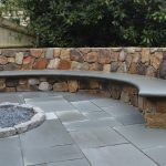 Outdoor Patio Stone Walls