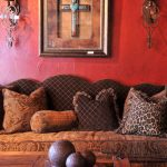 Western Style Living Room Colors