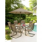Garden Oasis Patio Set