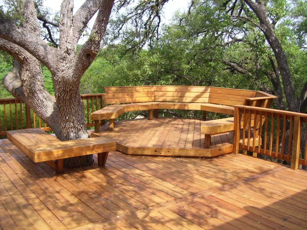 Terrace And Garden Designs Amazing Wooden Backyard Decking Ideas In