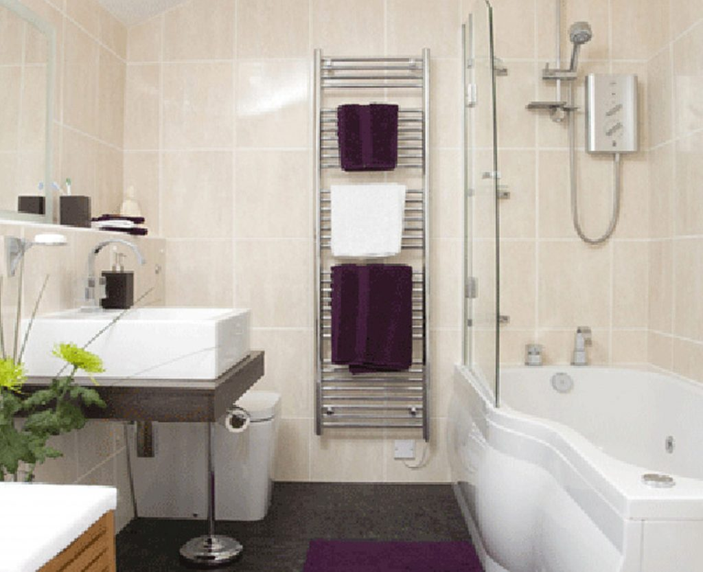 The Amazing And Interesting Modern Small Bathroom Design Ideas For